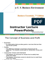Ch1_US Business Env't