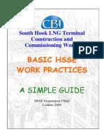 HSSE Handbook