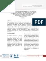 Informe i Catálisis Heterogénea