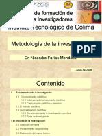 CURSO METODOL INV ITC 2008.ppt