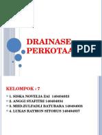 tugas perencanaan drainase perkotaan dan permasalahannya