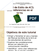 Manual ACS Citas