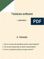 Testarea Software (Lab)