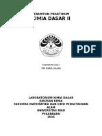 Diktat Kd II 2016 Fmipa