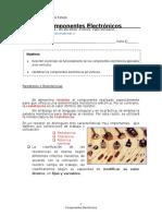 Guia de Aprendizaje Componentes Electrónicos