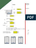 Copy of 88330366 Perhitungan Redesign Dimensi Balok