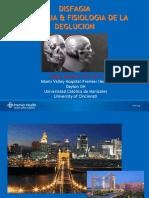 Anatomofisiologia de La Deglucion Handout
