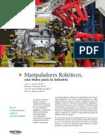 Articulo Manipuladores Roboticos