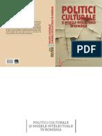Politici Culturale si Modele Intelectuale in Romania - Lucian Nastasa