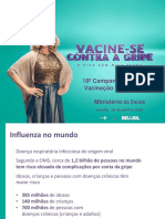 18Campanha Nacional de Vacinacao Contra a Gripe