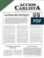 Acción Carlista 2º Trimestre 1986