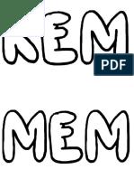 Kem Membaca Font