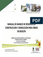 Manual RCD
