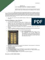 Report Ghiberti