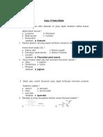 25 Soal Fitonutrien