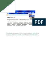 Empresa Electrica Regional Del Sur