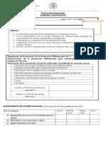 Evaluacion Diagnostica Lenguaje 4 Basico