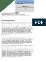 module 3 journal reflection form
