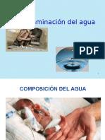 Contamiinacion de Agua