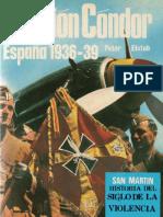 Editorial San Martin - Armas #12 - La Legion Condor. Espana 1936-39