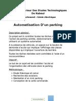automatisation Parking