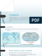 notes - currents ppt