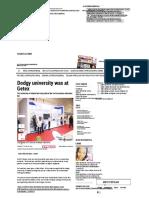 Dodgy University Was at Getex _ GulfNews