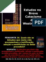 11 Estudos No Breve Catecismo (36-40)