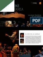 El País de la Canela 2016.