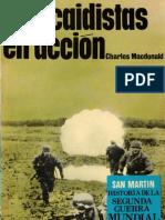 Editorial San Martin - Armas #09 - Paracaidistas en Accion