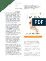 Emma ....Boring or Brilliant Read