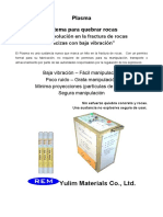 Yulim Materials Co. Ltd. - Ficha Técnica Del Plasma