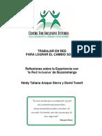 Trabajar en Red Para el Cambio Social 2014
