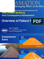 Dam Safety DamBreakModeling