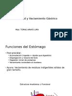 FISIOLOGIA GASTROLOGIA