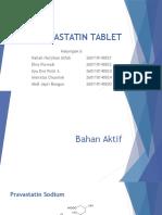 Kelompok 6_Pravastatin Tablet