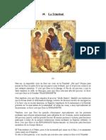10. La Trinidad - Comentarios de Teología Emergentista