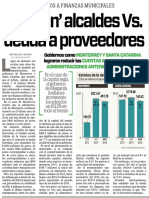 10-05-16 'Luchan' alcaldes Vs. deuda a proveedores