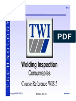 TWI Welding Training 1