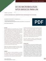Conocimientos Basicos Para Un Clinico en Microbiologia