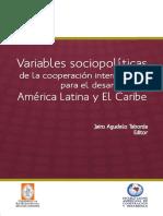 2011_1. Variables Sociopoliticas