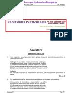 Cepresam Clase 2 2012 2 Literatura y Psicología