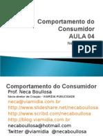 PUB5AN PUB6AN - Comportamento do Consumidor AULA 04