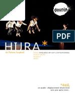 Dossier artistique Hijra de Fatima Leghzal