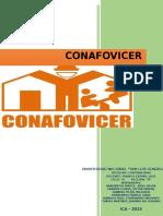 CONAFOVICER Aplicación Contable y Laboral