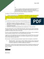 Official Complaint Against SAD 55 and SAD 6