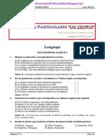 Cepresam-Clase-2-2012-2-Lenguaje