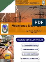 Mediciones Electricas Clase 2