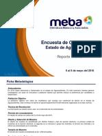 Reporte Aguascalientes Mayo 2016