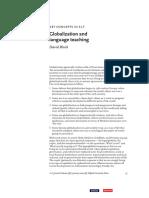 Globalization Lguage Teaching